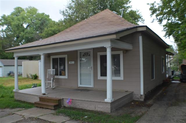 For Sale: 414 E 7th St, Newton KS