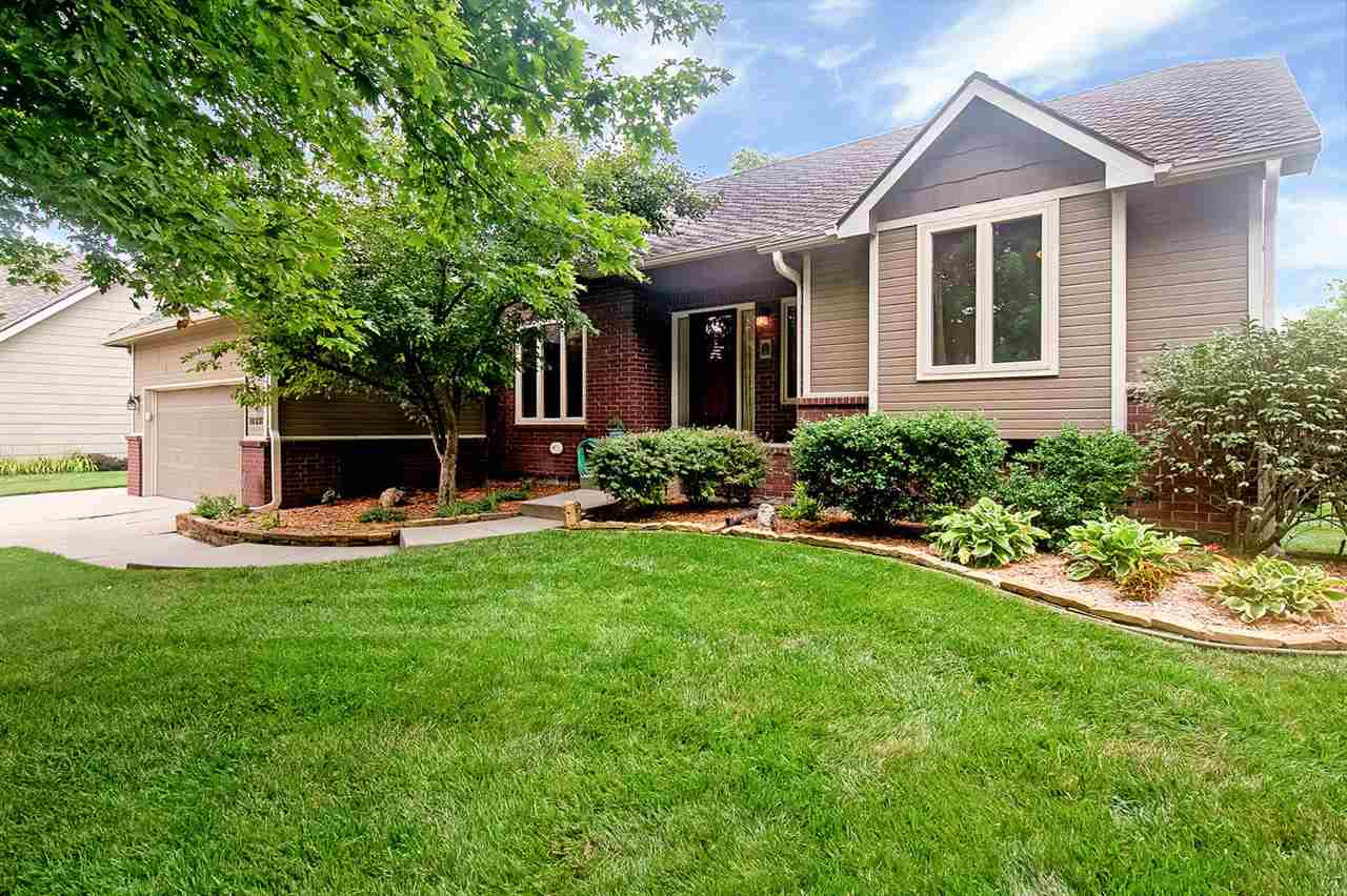 Beautiful 5BR, 3bth home located in the esteemed Tallgrass East! This one owner home shows pride of