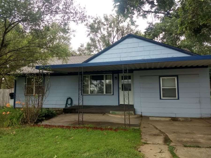 For Sale: 417 S Harvey, Burrton KS