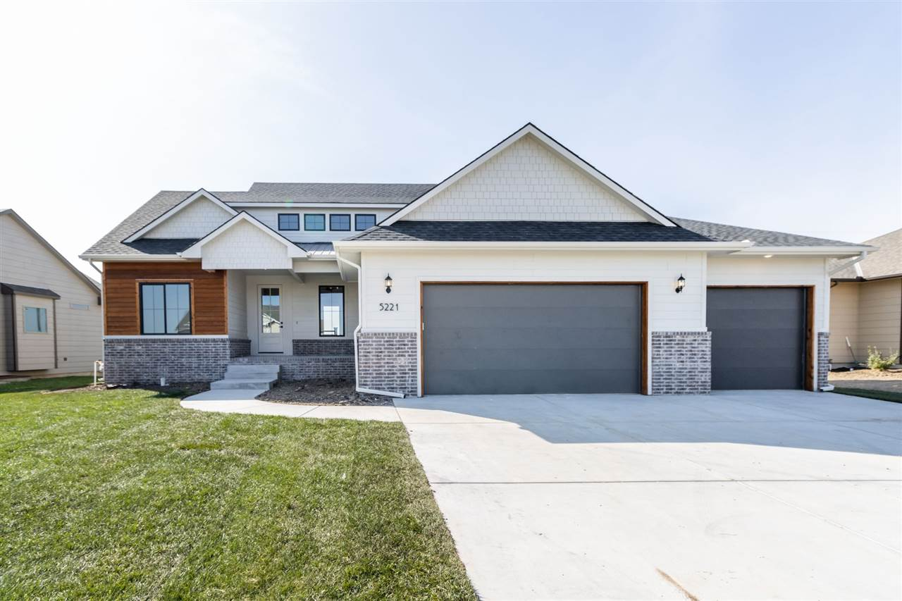 For Sale: 5221 N Holder Ct, Bel Aire KS