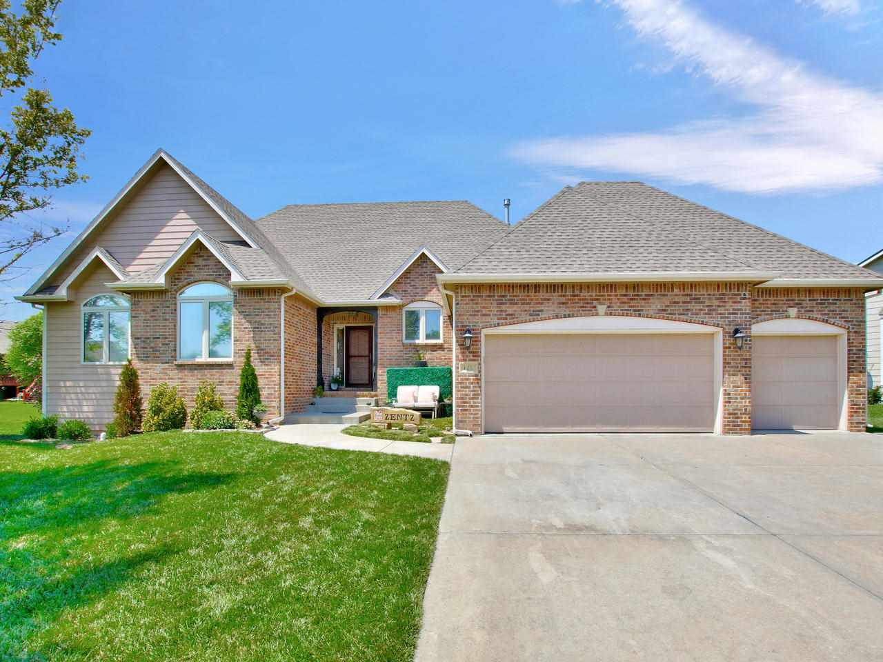 Enjoy access to all that Andover has to offer with an immaculately updated 4 bedroom, 3 bathroom hom