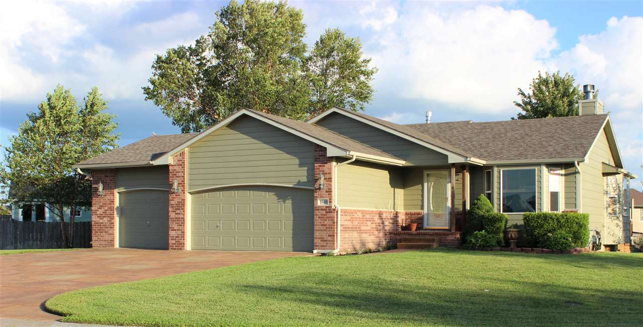 Outstanding, fully updated ranch home in highly sought after Country Lakes Subdivision that feels li