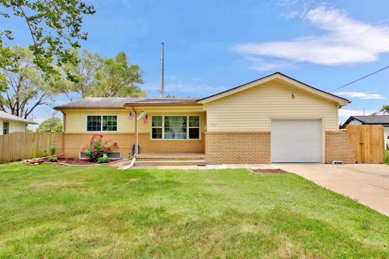 Carefully maintained 3 BR, 2 BA makes a great starter home or investment property! Pride of ownershi