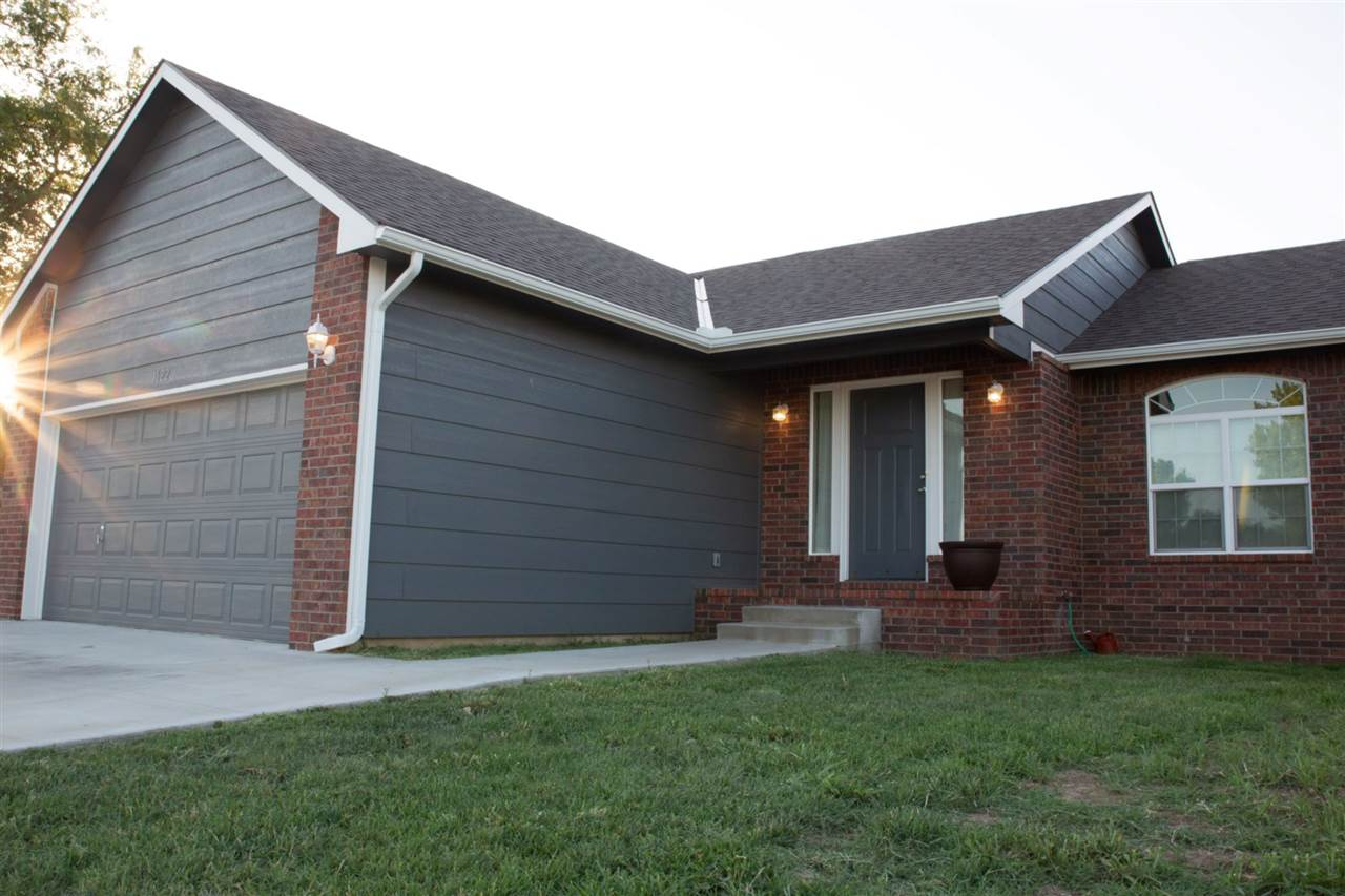 Beautiful 1 year old home, move-in ready 4 bedroom, 3 bath, 2 car garage, fully finished basement in