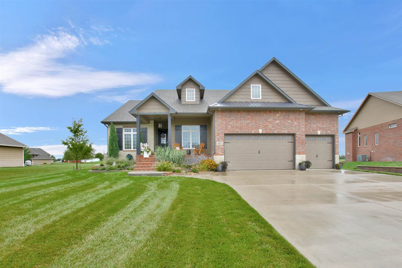 Come see this stunning 6 bedroom home in Elk Ridge today!  The custom home features bonus bedroom ab