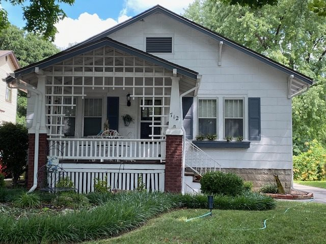For Sale: 712 E 4th Street, Newton KS