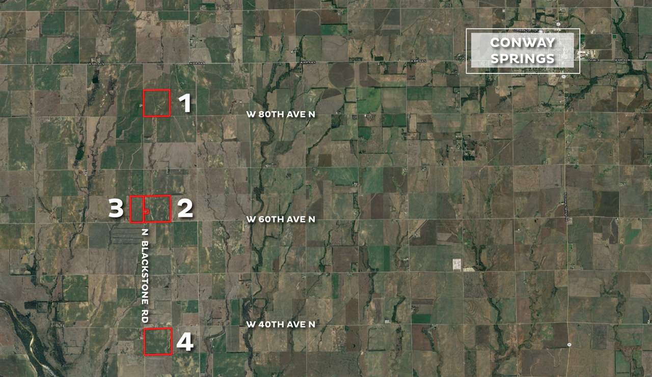 For Sale: SE/c of W 40th Ave N and N Blackstone Rd, Argonia KS