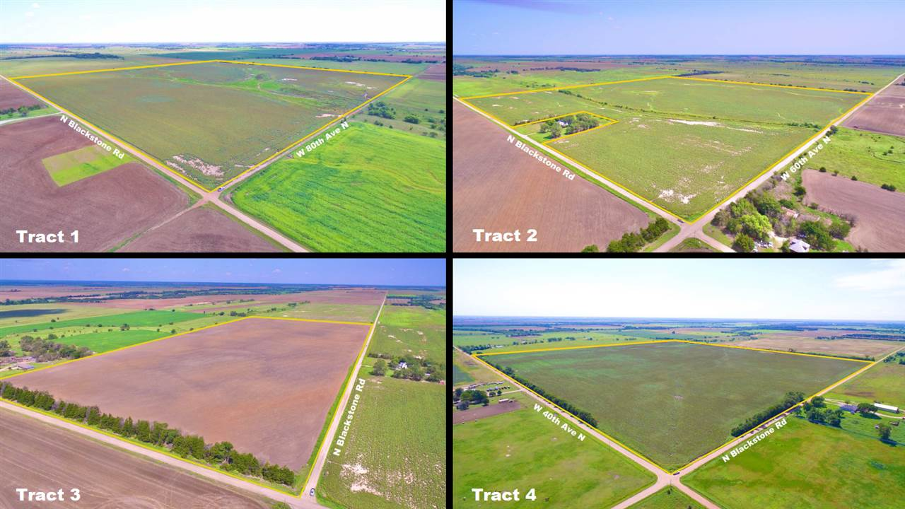 For Sale: NW/c of W 60th Ave N and N Blackstone Rd, Argonia KS