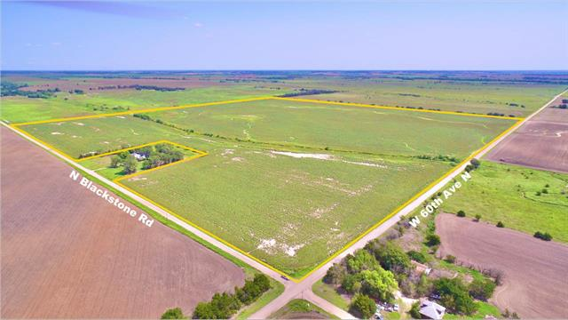 For Sale: NE/c of W 60th Ave N and N Blackstone Rd, Argonia KS