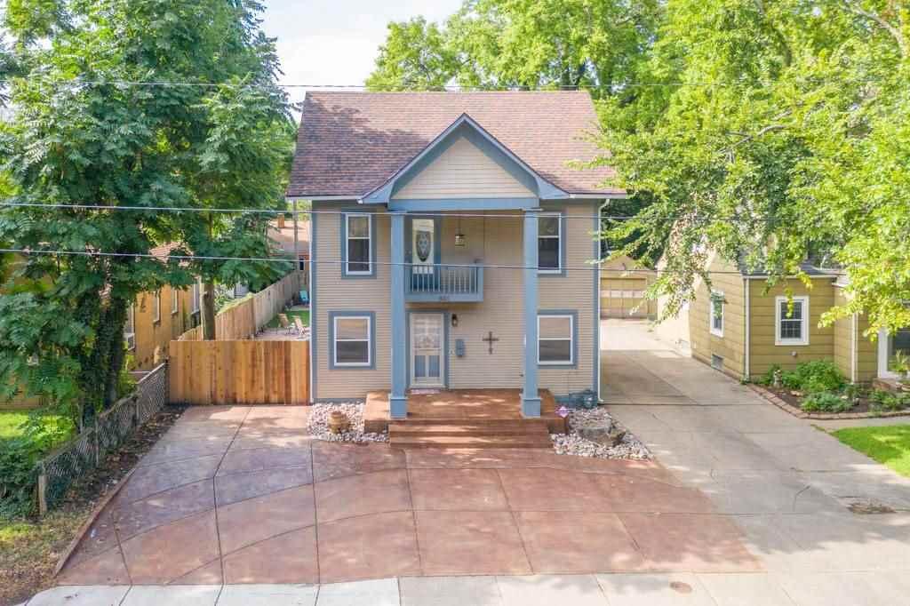 For Sale: 905 W 13TH ST N, Wichita KS