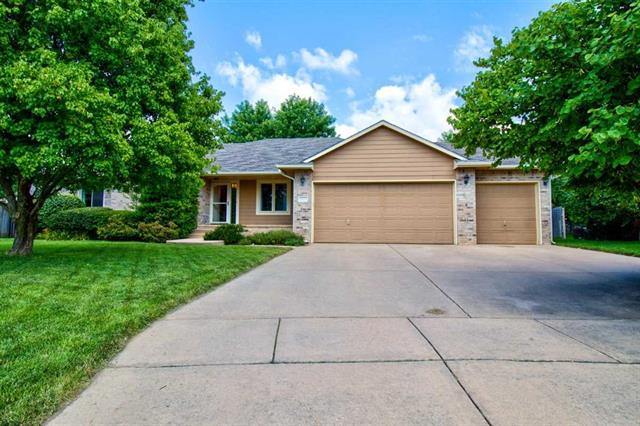 For Sale: 1033 N Cedar Downs Cir, Wichita KS