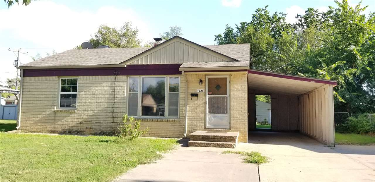 Great for a first time home buyer or as an investment property. Full brick home with 2 bedrooms, 2 b