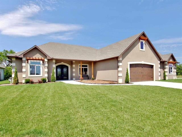 For Sale: 8201 E Saw Mill Ct, Wichita KS