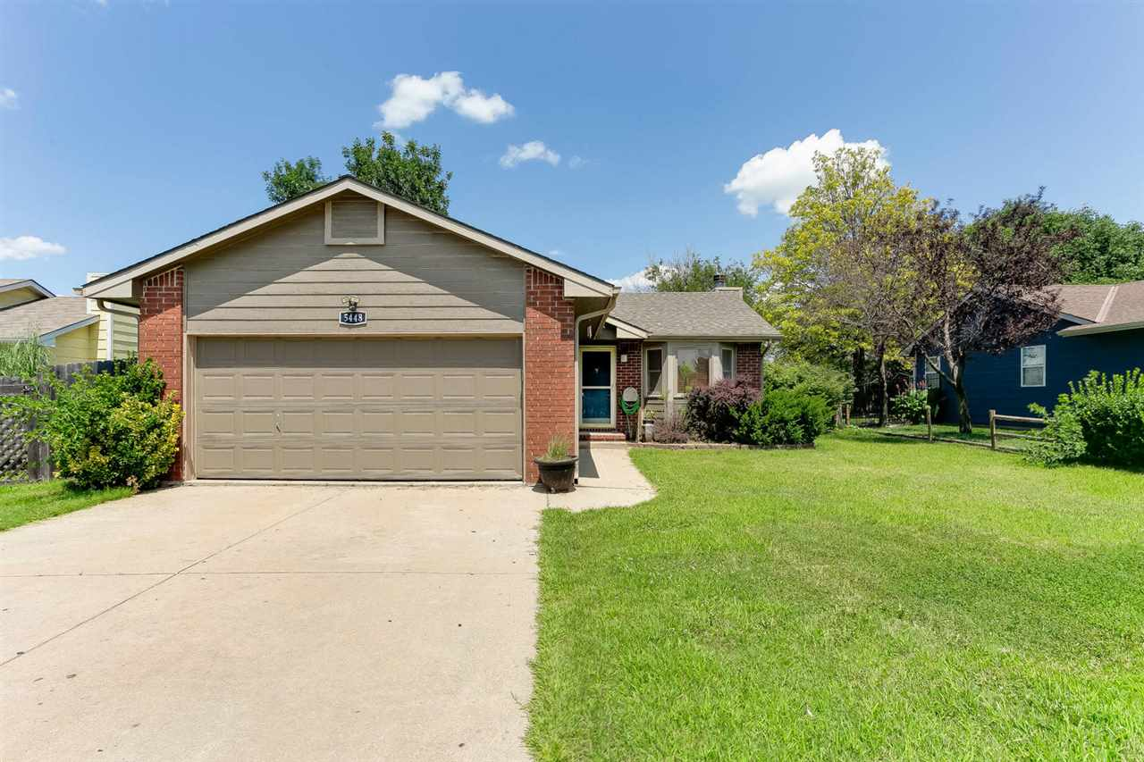 Ranch style home situated on a quiet cul-de-sac. 3 bedrooms, 2 baths with a 2 car attached garage wi