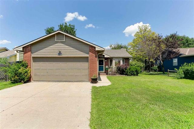 For Sale: 5448 S STONEBOROUGH CT, Wichita KS