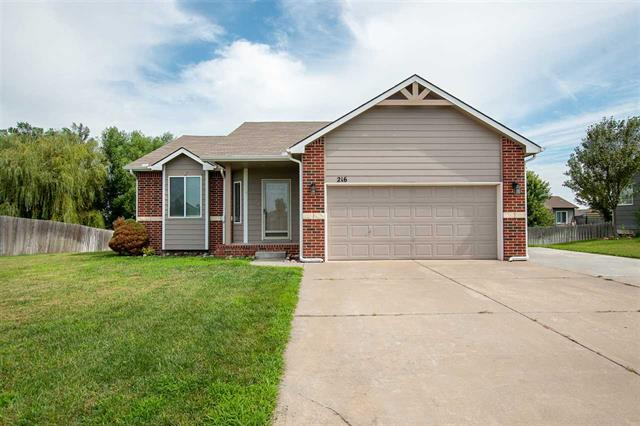 For Sale: 216 W Poplar St, Goddard KS