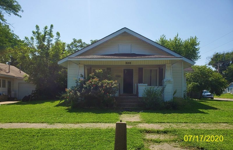 504 S G St, Wellington, KS, 67152