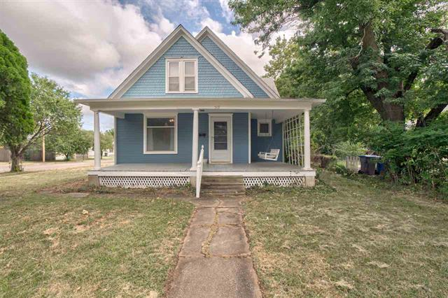 For Sale: 519 E 5th, Newton KS