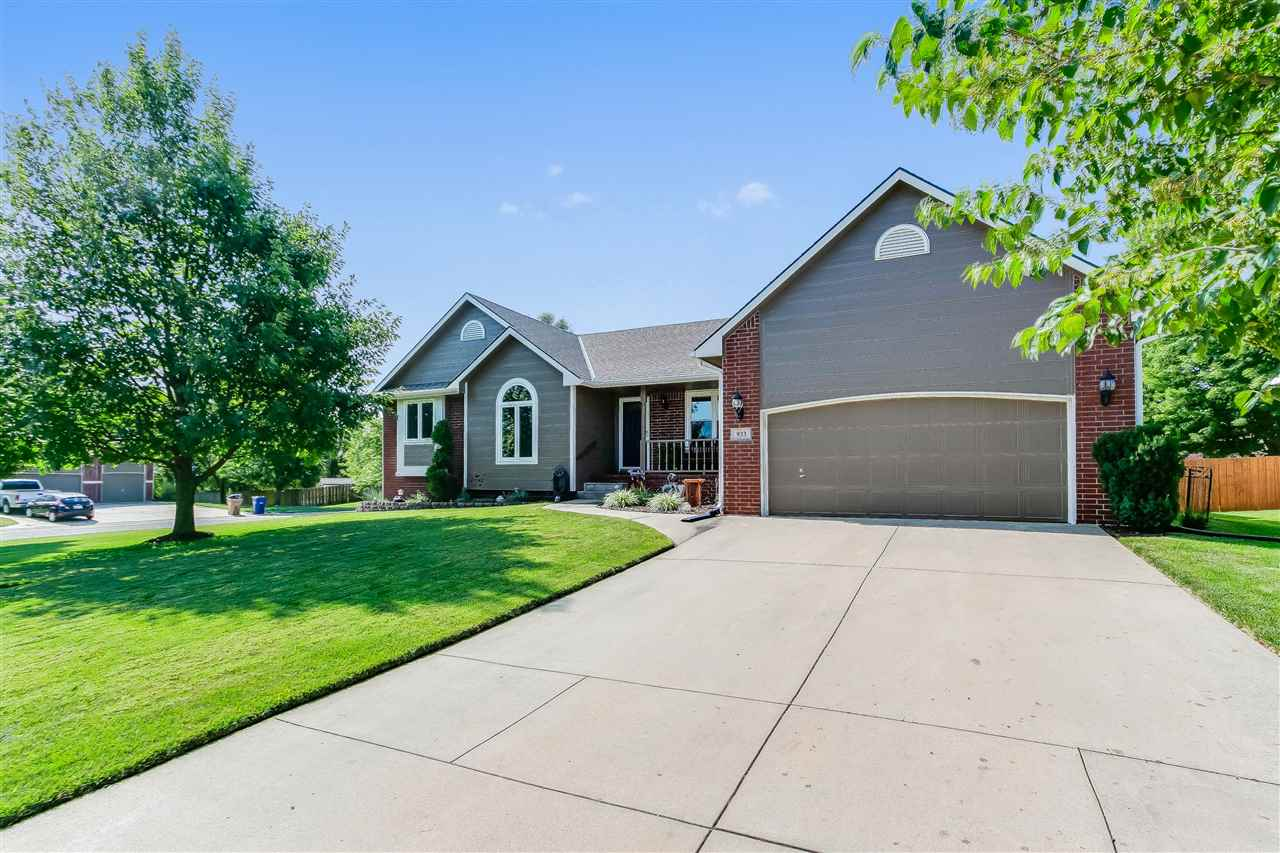 Very Nice Well-Maintained One Owner 5 BR 3 Full Bath Ranch in Cedar Brook Addition!  Many Features T
