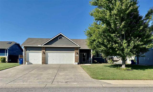 For Sale: 2043 E Zachary Dr, Derby KS