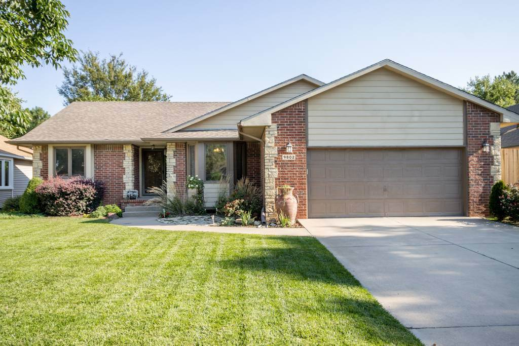 Welcome home to this move-in ready 4 bed/3 bath/2 car home with in-ground pool in the coveted Maize