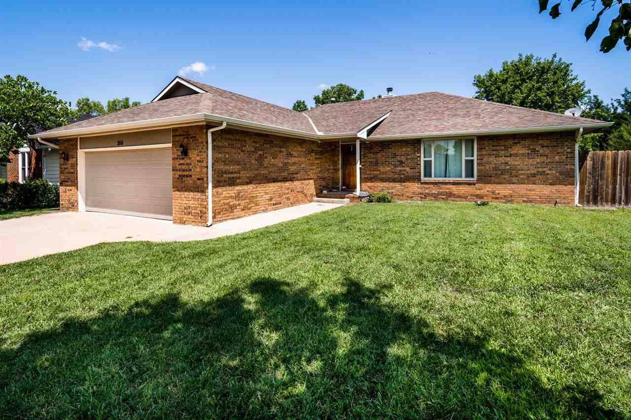 Welcome Home to 2111 S. Cooper Ct. This darling and well-maintained ranch is complete with 5 bedroom