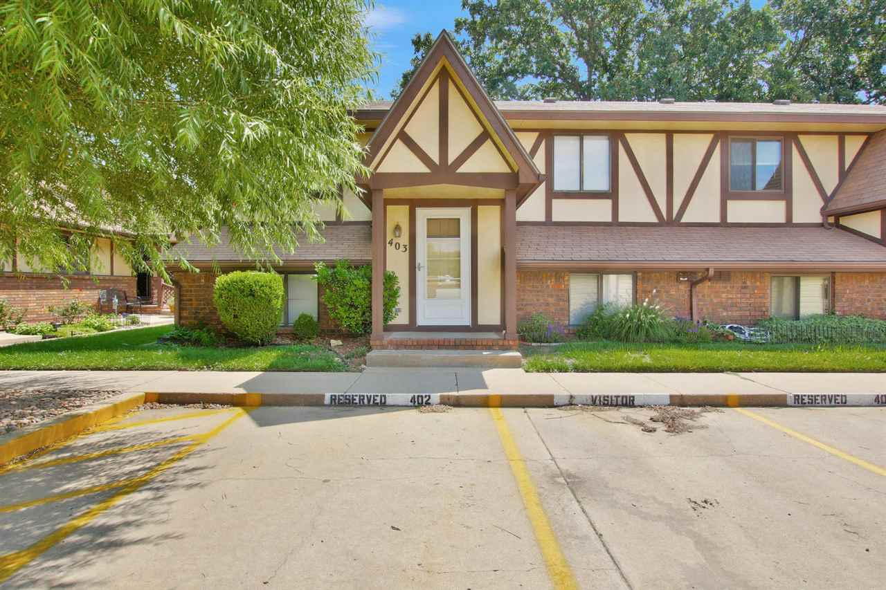 Super rare find.  Great Twin Oaks Condominium that is move in ready.  Spacious floor plan with 2 bed