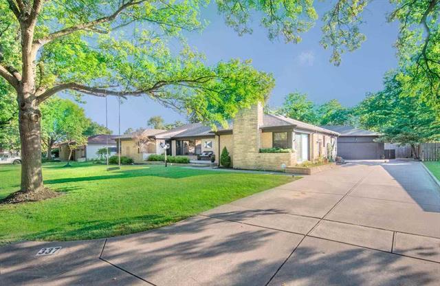 For Sale: 337 S Brookside St, Wichita KS