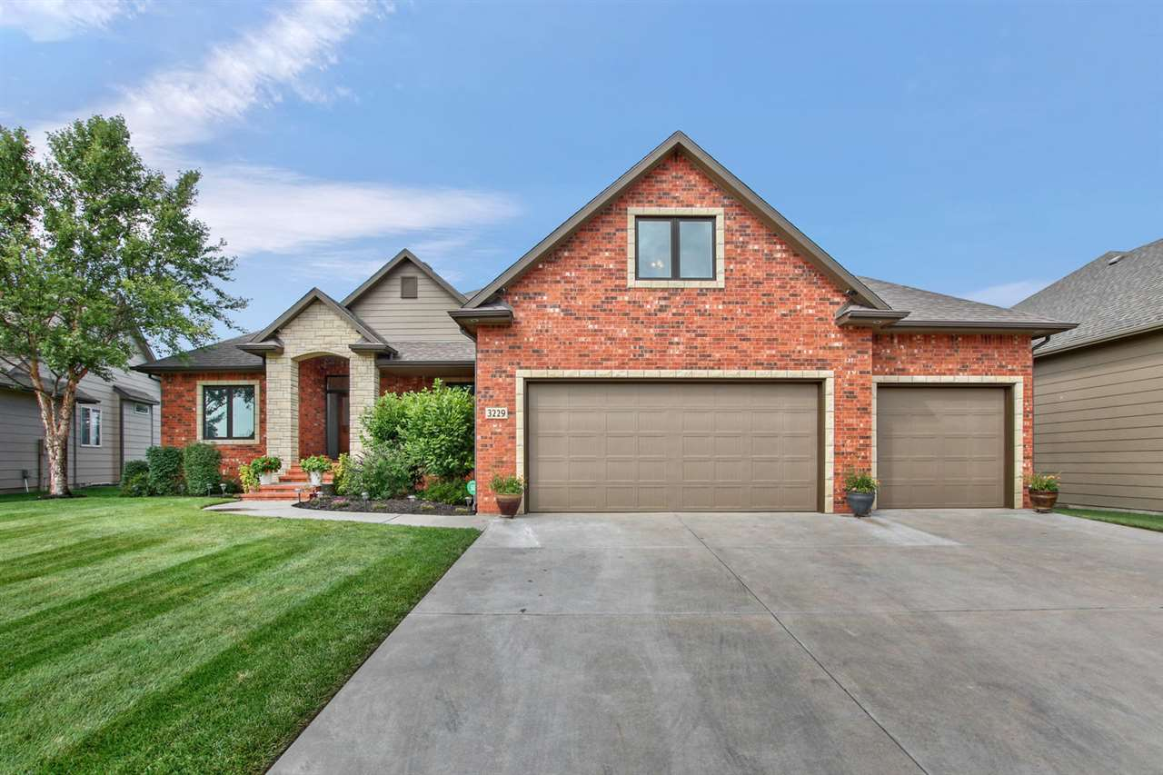 Fantastic custom built one, owner home located in Fox Ridge. Gorgeous is the first word that comes t