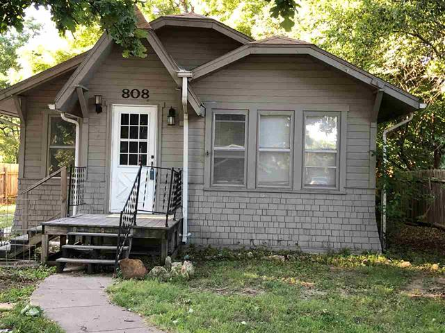 For Sale: 808 W 5TH ST, Newton KS