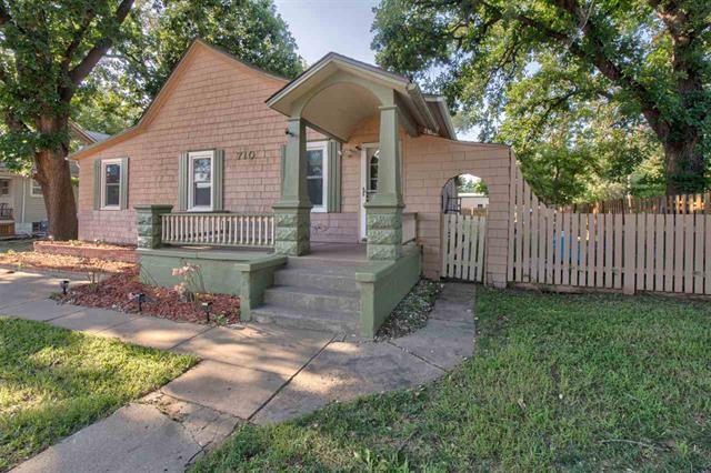 For Sale: 710 E 10th St, Newton KS