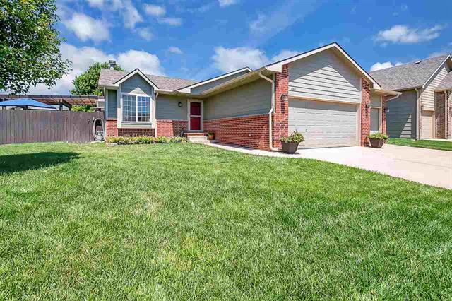 For Sale: 1317 N Lake Edge St, Goddard KS