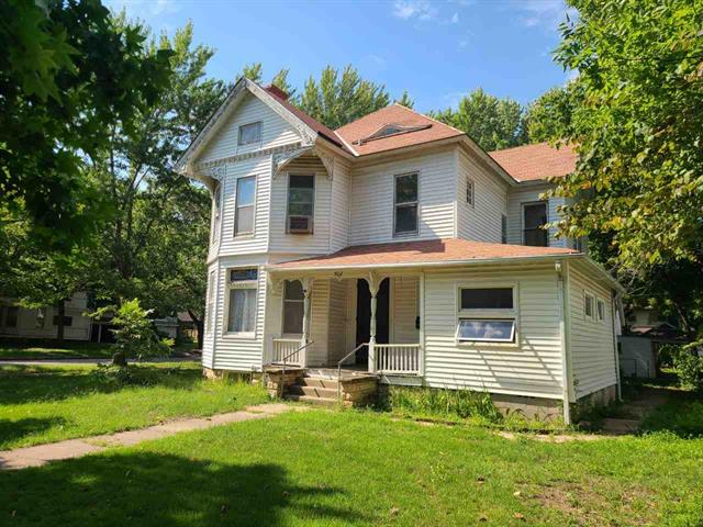 For Sale: 502 E 11TH AVE, Winfield KS
