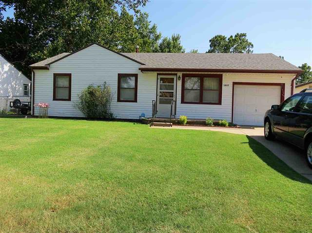 For Sale: 1415 E CROWLEY ST, Wichita KS