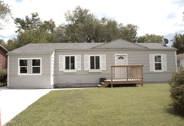 For Sale: 3062 S Glenn Ave, Wichita KS