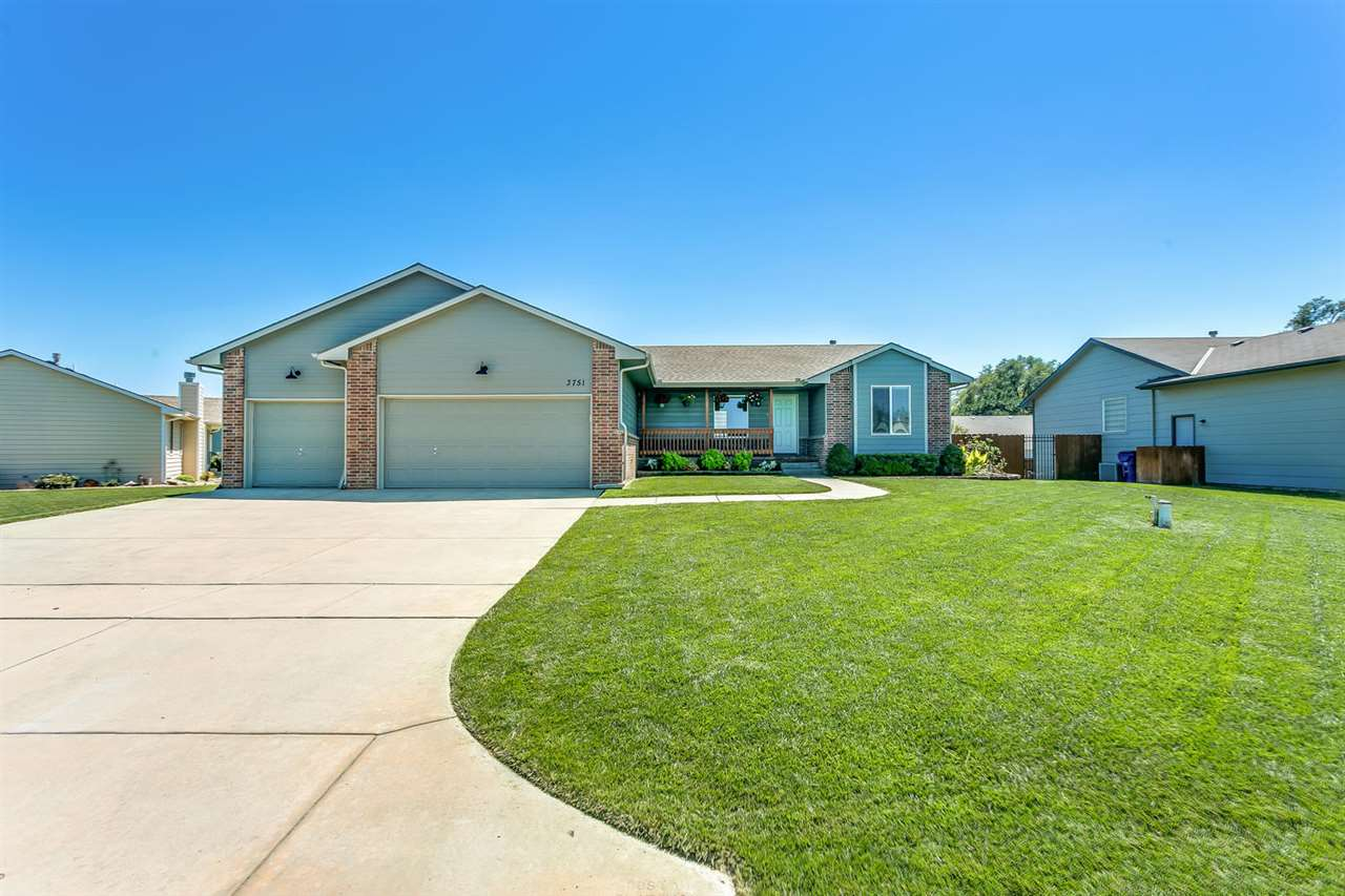 WOW... What a find! This is a one owner home! This newly remodeled Ranch style home with 5 bedrooms,