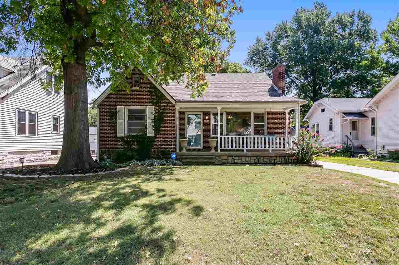 Make this one yours today! This 4 bedroom, 1 bath brick home is in a remarkable neighborhood close t