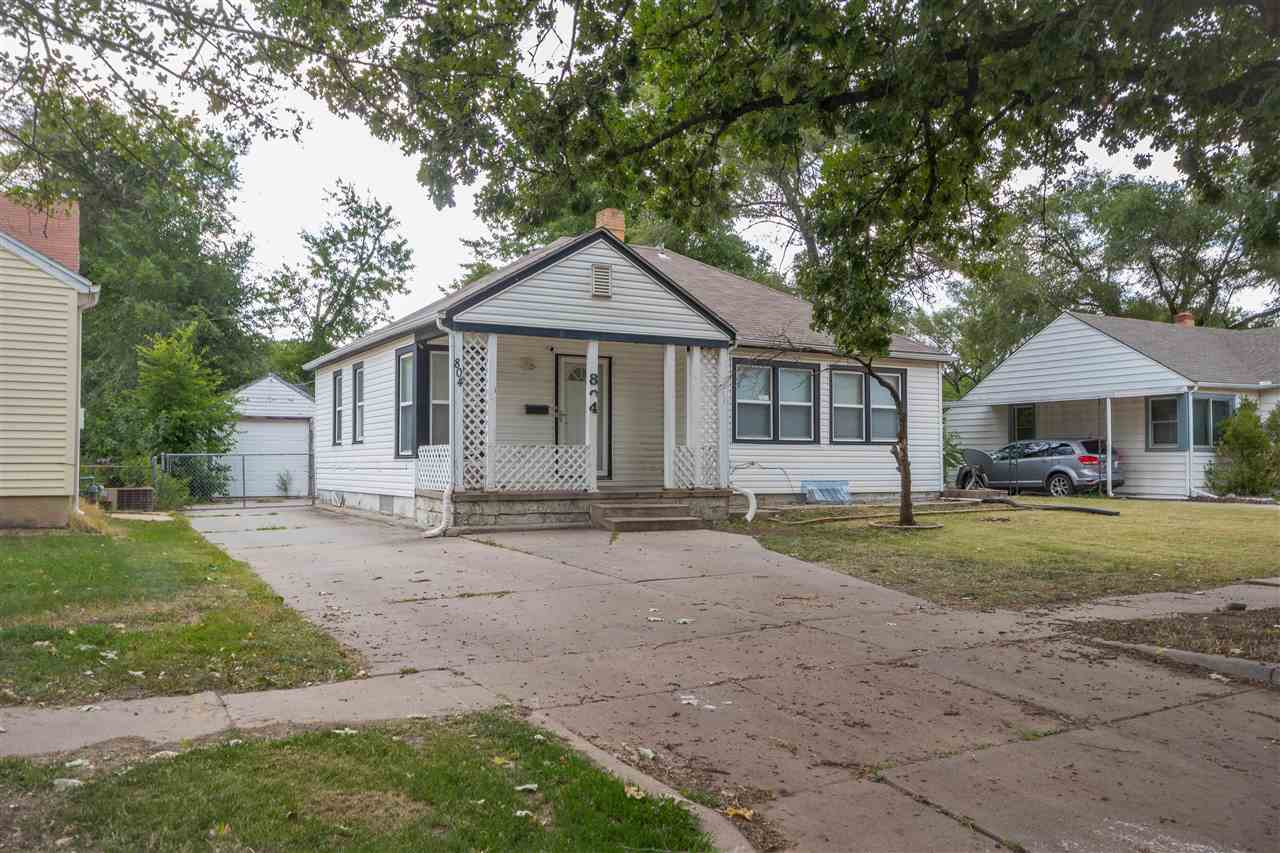 North East of Central and Oliver you'll find a wonderful 4 bed 2 bath home with tons of square foota