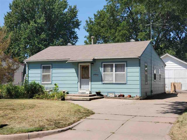 For Sale: 2443 N SALINA AVE, Wichita KS