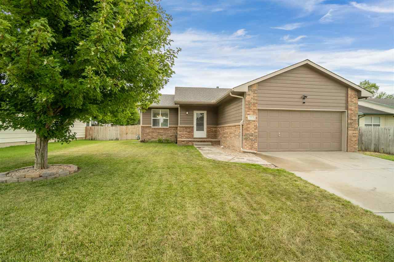 Welcome Home!  This darling completely remodeled ranch is ready for you to move right into a feature