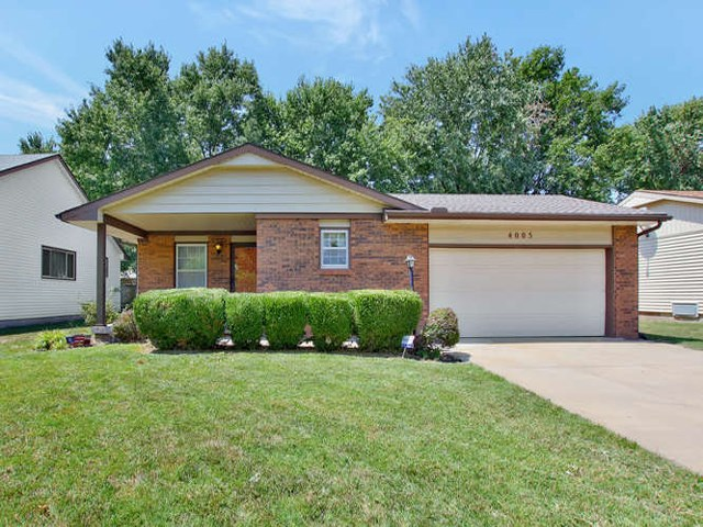 For Sale: 4005  Clarendon St, Bel Aire KS