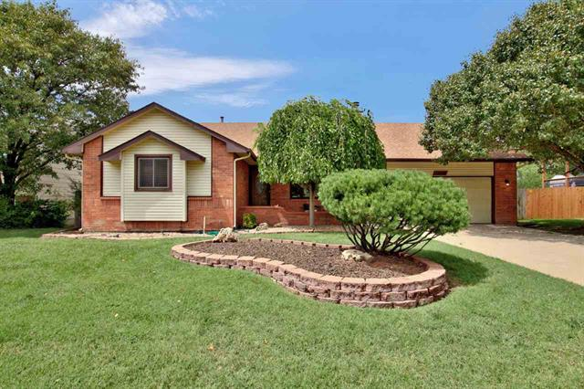 For Sale: 4517 N Eagle Lake Dr, Bel Aire KS