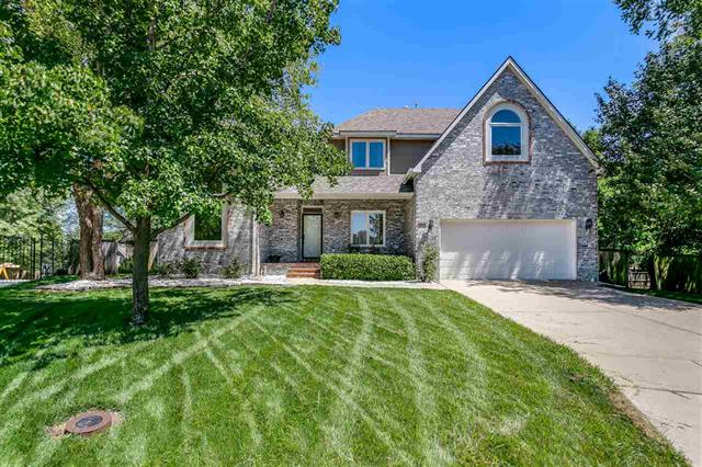 For Sale: 2416 N Clubhouse Ct., Wichita KS