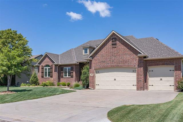 For Sale: 14108 E Ayesbury Circle, Wichita KS