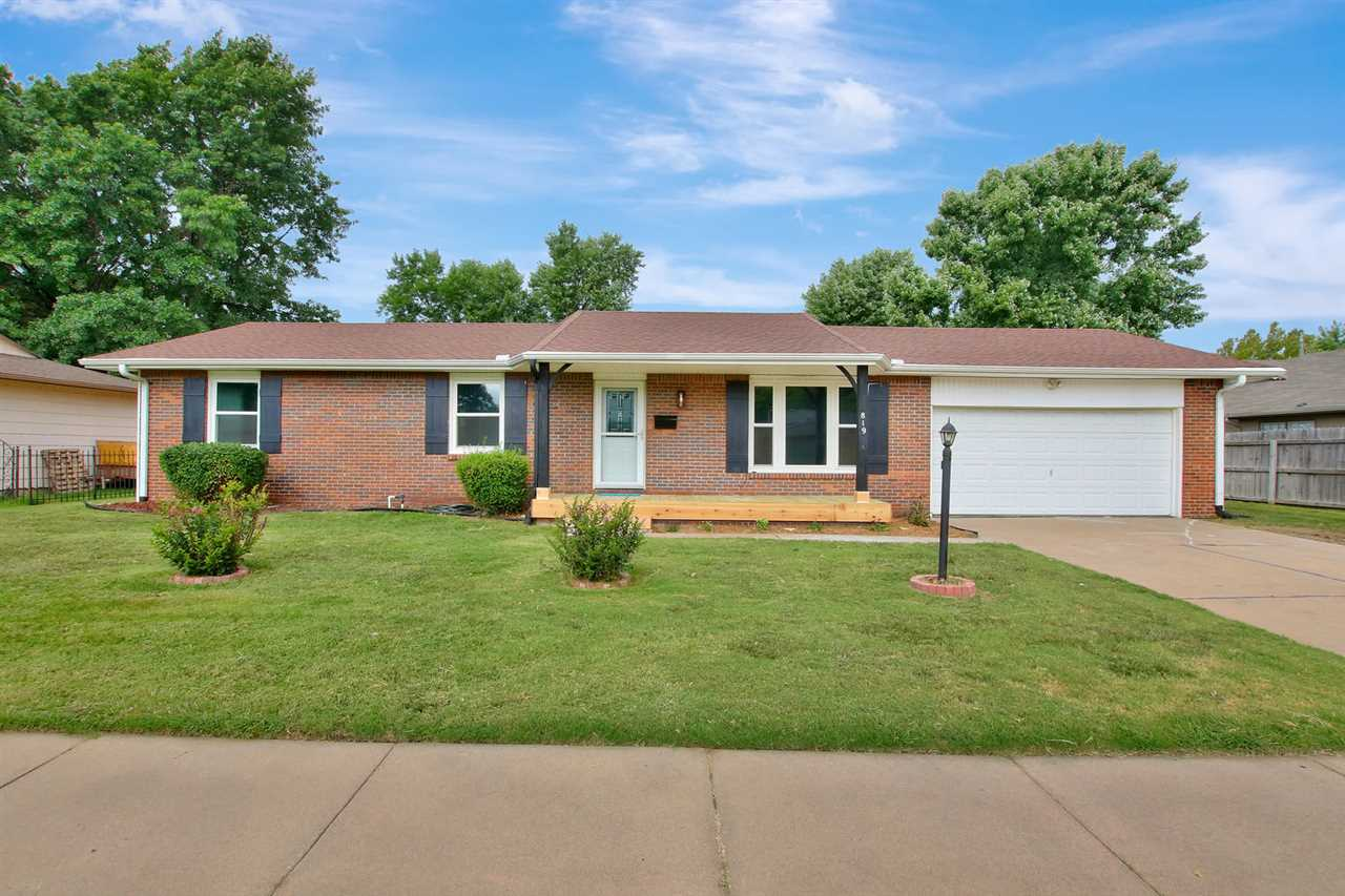Welcome Home! This 3 bedroom, 3 bath, 2 car home is COMPLETELY REMODELED and ready for you! As you d