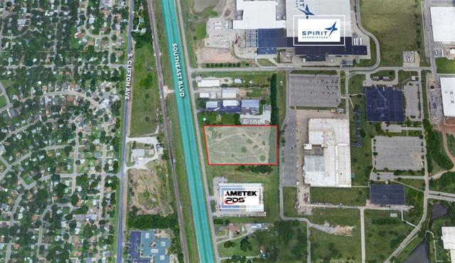 For Sale: N & E of E 47th St S and Southeast Blvd, Wichita KS