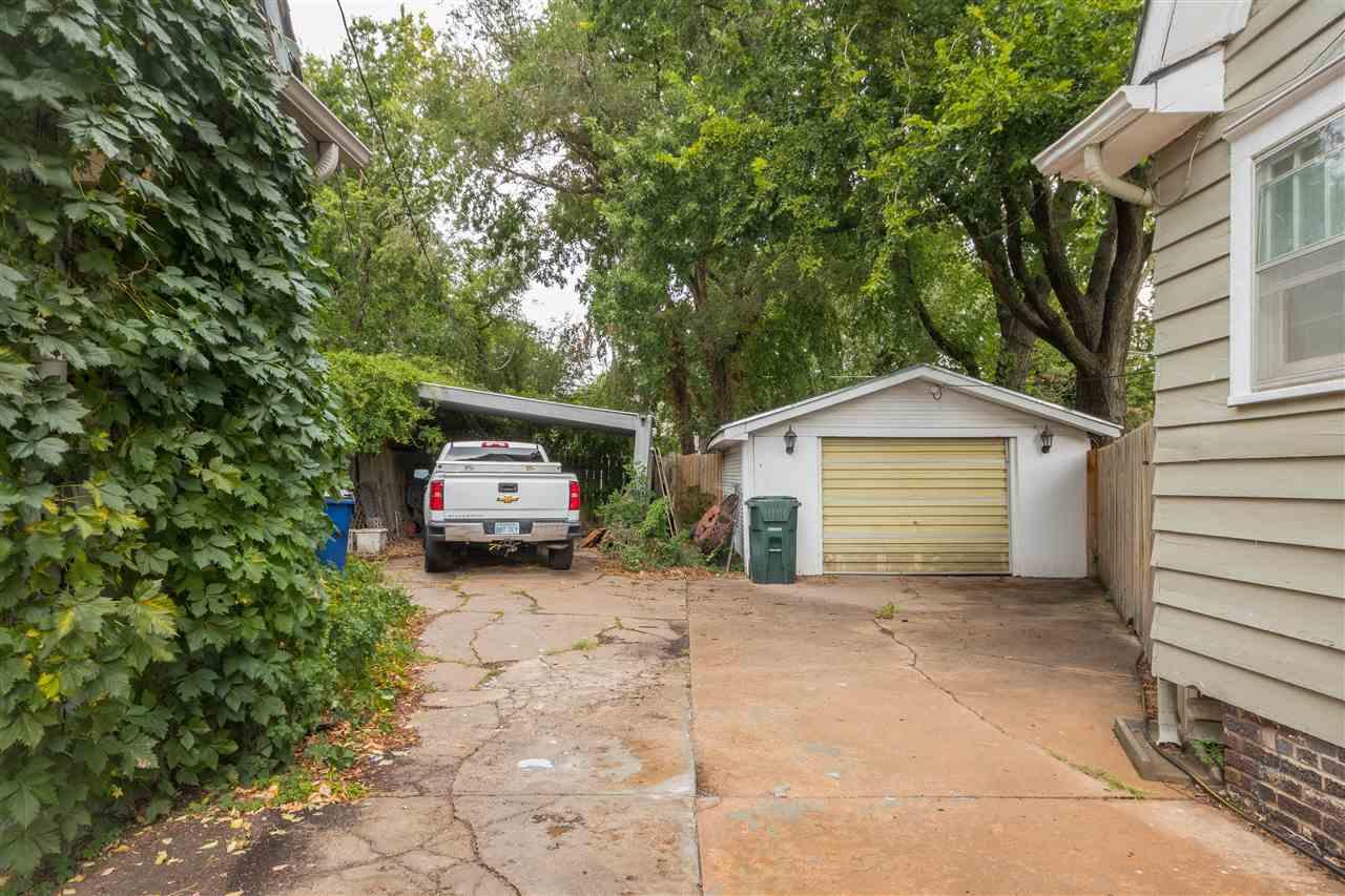 For Sale: 523 N Pershing St, Wichita KS