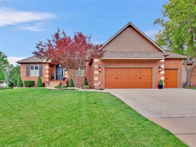 For Sale: 2411 N SPRING MEADOW ST, Wichita KS