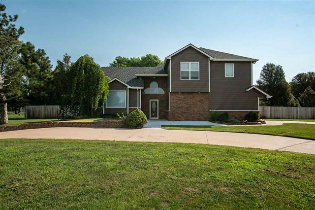 For Sale: 12506 W Rolling Hills Drive, Wichita KS