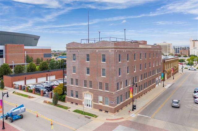 For Sale: 201 S SAINT FRANCIS #405, Wichita KS